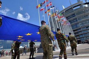Anh ủng hộ kế hoạch lập lực lượng can thiệp quân sự châu Âu của Pháp
