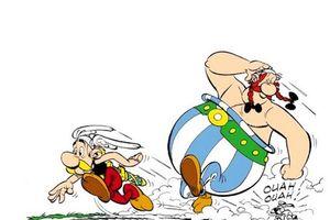 Gặp lại cặp đôi Astérix và Obélix với 'Chuyến đi vòng quanh xứ Gaule'