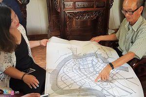 13 tấm bản đồ được cho là cơ sở để ra Quyết định 367 năm 1996