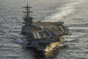 Tàu sân bay USS Carl Vinson thăm Việt Nam mạnh đến cỡ nào?
