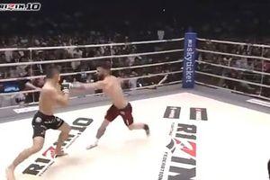 Võ sĩ MMA hạ 'nốc ao' đối thủ chỉ trong… 9 giây