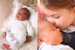 Cận cảnh gương mặt hoàng tử thứ 3 của công nương Kate