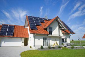 Xây nhà tại California phải trang bị tấm pin mặt trời