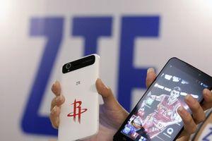 ZTE yêu cầu được tiếp tục mua công nghệ Mỹ