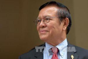 Tòa án Tối cao Campuchia bác yêu cầu xin tại ngoại của ông Kem Sokha