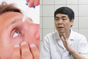 'Cho đến nay vẫn chưa có thuốc chữa khỏi được cận thị'