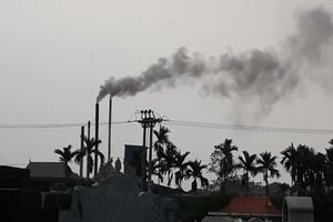 Phúc Thọ (Hà Nội) – Bài 2: Bất chấp lệnh cấm, doanh nghiệp vẫn ngang nhiên hoạt động, xả thải gây ô nhiễm môi trường, chính quyền ở đâu?