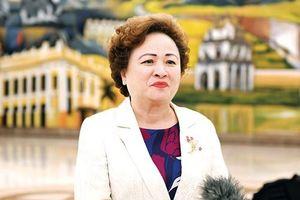Bà Nguyễn Thu Nga thôi giữ chức Chủ tịch SeA Bank