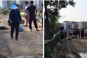 Thi thể cô gái 18 tuổi đang phân hủy dưới ao cá ở Bắc Giang