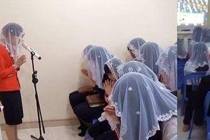Ban Tôn giáo Chính phủ nói về 'Hội thánh của Đức Chúa Trời mẹ'