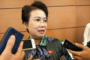 Bà Phan Thị Mỹ Thanh xin thôi làm nhiệm vụ đại biểu Quốc hội