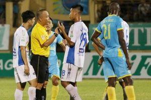 VPF ngừng hợp tác vô thời hạn với trọng tài thổi penalty oan cho HAGL