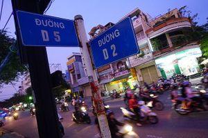 Đặt tên mới 6 tuyến đường tại Bình Thạnh, TPHCM