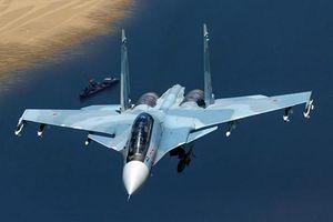 Không thể ngờ: Phải chứng minh ở Syria, Su-30SM mới được nhập ngũ VVS