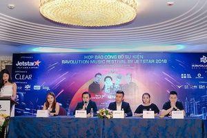 Lộ diện dàn DJ khủng sẽ đổ bộ Ravolution Music Festival by Jetstar