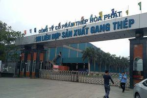 Cháy lò thổi, 3 công nhân Cty Hòa Phát tử vong