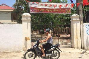 Một trường ở Thanh Hóa bắt nộp tiền để bồi dưỡng giáo viên xét tốt nghiệp