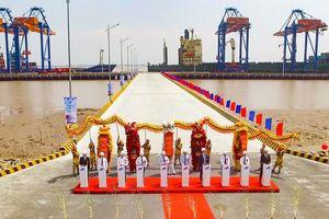 Cảng nước sâu Nam Đình Vũ 6.000 tỷ đồng đi vào hoạt động
