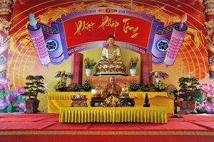 Bắc Giang: Ngày Đạo tràng ở chùa Ích Minh Hương Mai Việt Yên