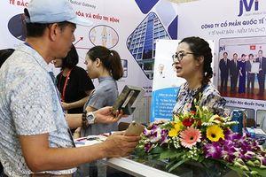 Khai mạc Triển lãm Quốc tế chuyên ngành Y dược Việt Nam lần thứ 25