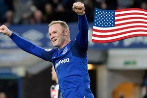 Từ bỏ Everton, Rooney muốn giải nghệ ở Mỹ