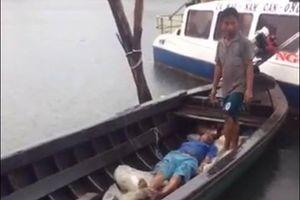 Cà Mau: Người chạy đò bị sét đánh tử vong