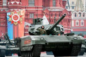 Sức mạnh Nga dưới thời Tổng thống Vladimir Putin