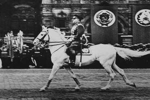 Lịch sử duyệt binh Ngày Chiến thắng của Nga trên Quảng Trường Đỏ