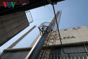 Nhà máy Japfa Comfeed thừa nhận xả khói khiến người dân hoang mang