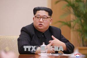 Nhà lãnh đạo Kim Jong-un bày tỏ hy vọng thiết lập hòa bình lâu dài trên Bán đảo Tiều Tiên