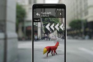 Google giới thiệu những tính năng mới ứng dụng công nghệ AR trên Google Maps