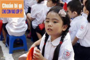 Tiêu chí nào chọn trường tiểu học cho con