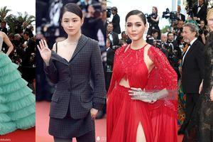 LHP Cannes 2018: Ngày khai mạc sao Hoa Ngữ lấn át thảm đỏ