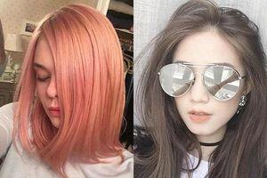 Điểm danh những màu tóc nhuộm thời thượng đáng thử trong mùa hè này