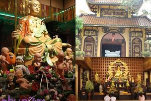 Có một ngôi chùa ở ngoại thành Sài Gòn nơi yên nghỉ của các hương linh thai nhi tứ xứ