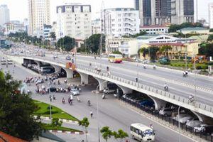 Ô tô cao trên 3,5m sẽ bị cấm qua cầu Mai Dịch từ ngày 12/5