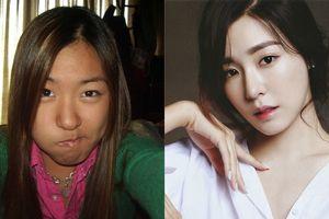'Giật mình' với ngoại hình sao Hàn trước và sau khi vào showbiz