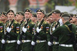 Nga bắt đầu lễ diễu binh kỷ niệm ngày Chiến thắng 9/5