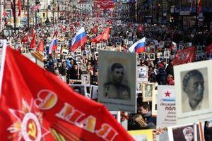 Nước Nga long trọng kỷ niệm Ngày Chiến thắng