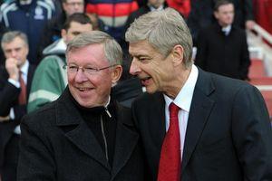 Sir Alex và Arsene Wenger: Ta nhận tình yêu vì đã cho đi tình yêu