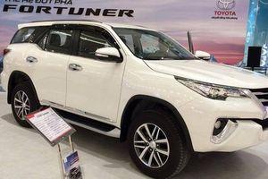 Không có xe để bán, Toyota Fortuner, Yaris nhận doanh số bằng 0