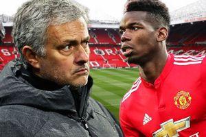 Mourinho bất ngờ tiết lộ tương lai Paul Pogba