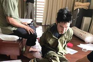 Hà Tĩnh: Thiếu tướng công an giải cứu 4 con tin bị cướp khống chế ở nhà con gái