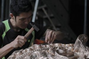 Làng đúc đồng Ngũ Xã: Lấy ngắn nuôi dài, gian nan khôi phục làng nghề