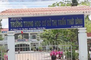 Thông tin mới về vụ thầy giáo bị tố 'sàm sỡ' nhiều nữ sinh THCS