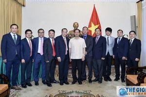 Nhân sự mới tại Bộ Công Thương, Bộ Ngoại giao và Bộ Quốc phòng