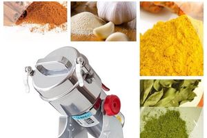 Giải pháp nghiền bột siêu mịn phục vụ chế biến thực phẩm