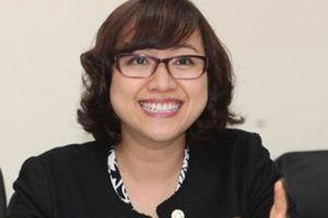 Chân dung tân nữ tổng giám đốc SeABank Lê Thu Thủy