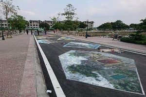 Cận cảnh phố đi bộ Trịnh Công Sơn trước giờ G