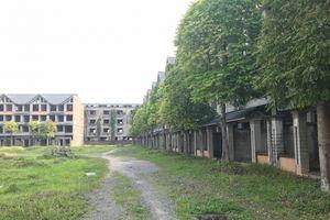 Hà Nội: Cận cảnh dự án Kim Chung Di Trạch bỏ hoang gần 10 năm